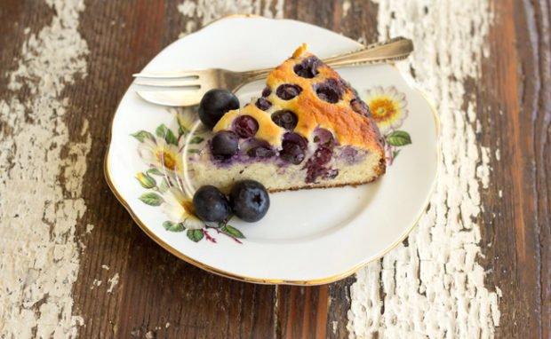 lemon blueberry protein recipe