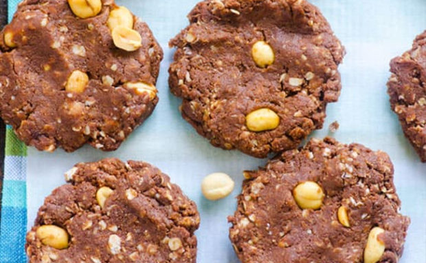 no bake protein cookies
