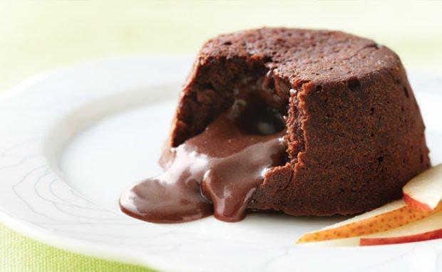 protein lava cake recipe
