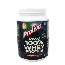 Proliva 100% Raw Whey Protein