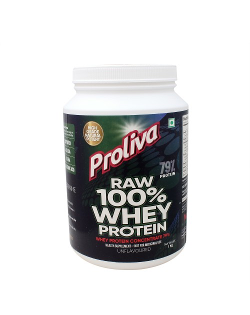 Proliva 100% Raw Whey Protein
